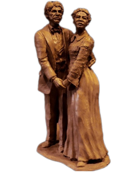 Dred & Harriet Scott