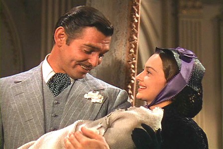 Clark Gable & Olivia de Haviland