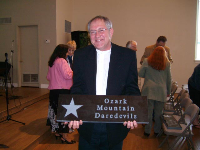 Randle Chowning / 2008 Walk of Fame