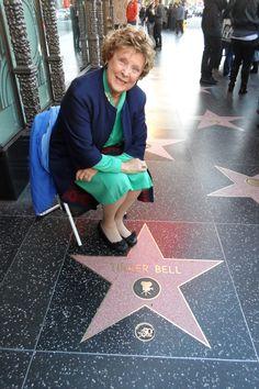 Margaret Kelly & Tinker Bell Star